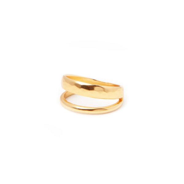 MIMI ET TOI Cerise Ring - Gold
