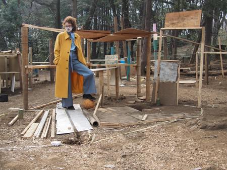 Edwina Horl Long Yellow Coat