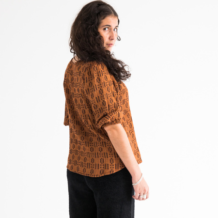 Ace & Jig Goldie Blouse - Hero