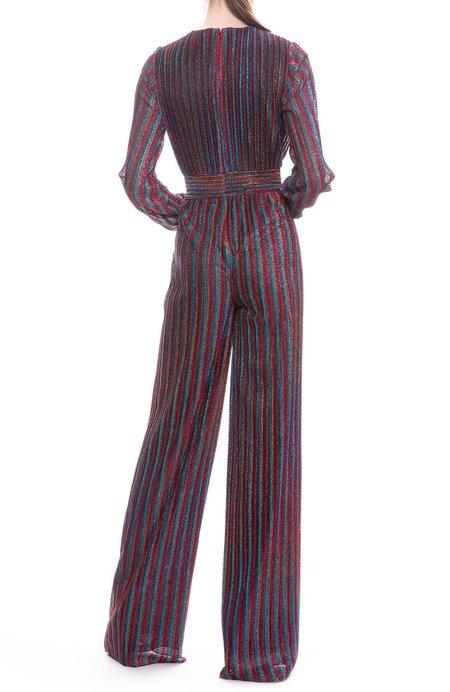 Jonathan Simkhai Pleats Jumpsuit - Rainbow