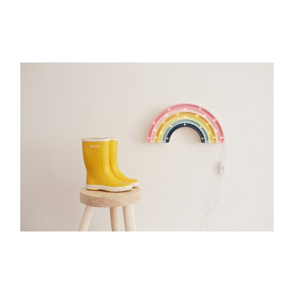 Kids Little Lights Rainbow Lamp - Retro