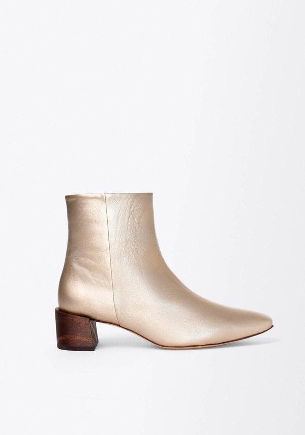 Mari Giudicelli Classic Boot Metallic