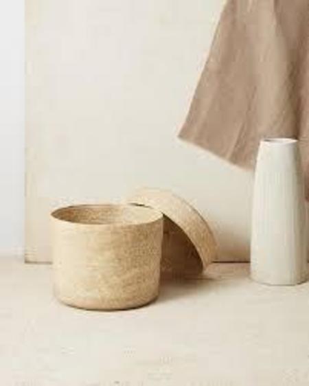 Minna Goods Medium Palm Basket