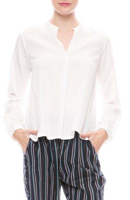Xirena Quiana Cotton Shirt - White