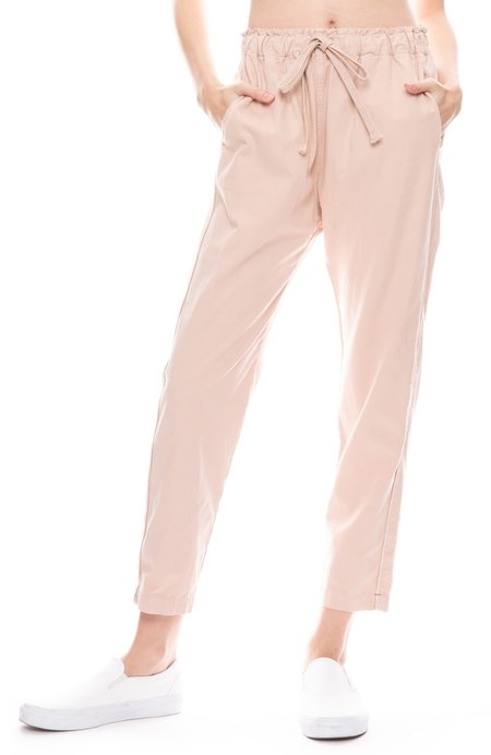 Xirena Rex Cotton Twill Pant - DAWN