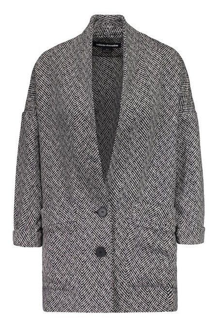 Valérie Dumaine Niman Jacket - Brown Herringbone