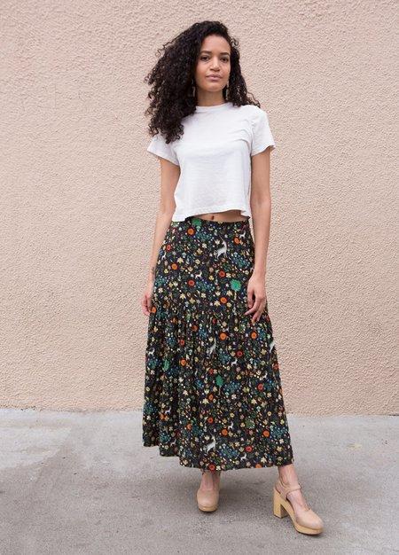 Samantha Pleet Freda Skirt - Illuminated
