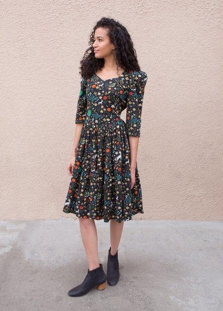Samantha Pleet Venus Dress - Illuminated