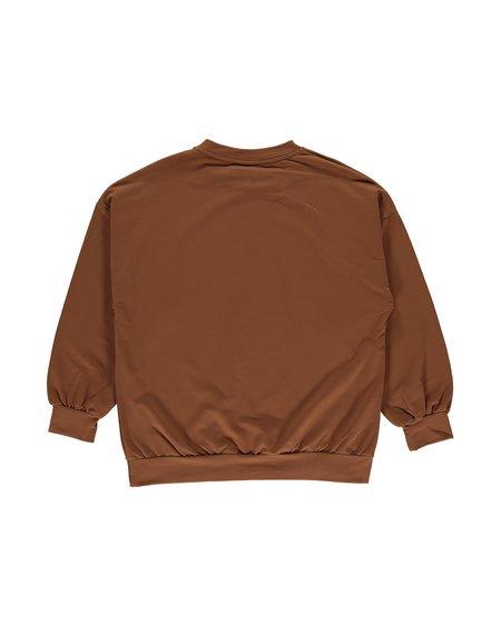 Rita Row Sport Oversize Sweatshirt - Brown