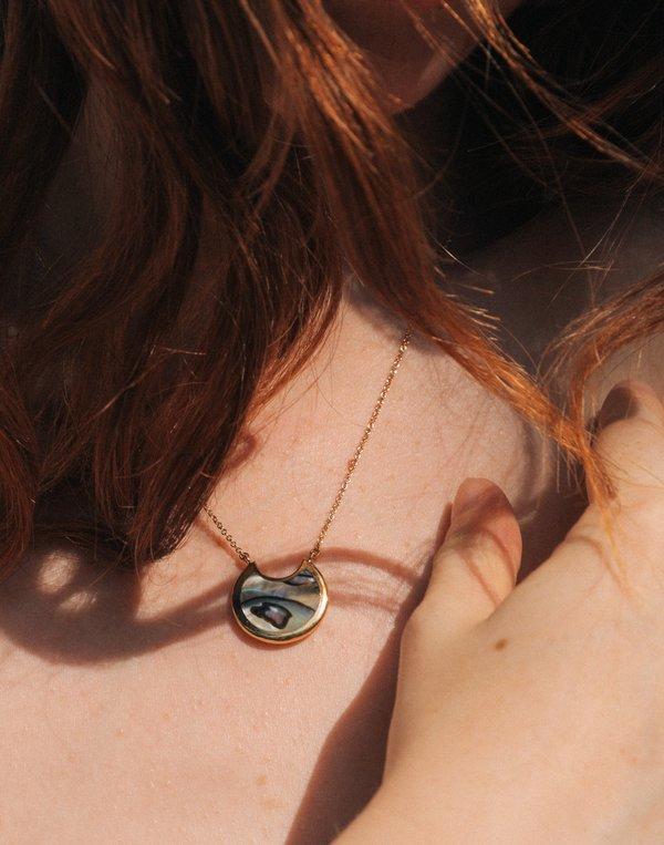 Pamela Love Small Mojave Pendant