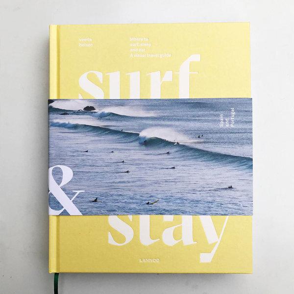 "Lannoo ""Surf & Stay"" Book"