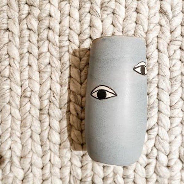 Demetria Chappo Many Eyes Vase