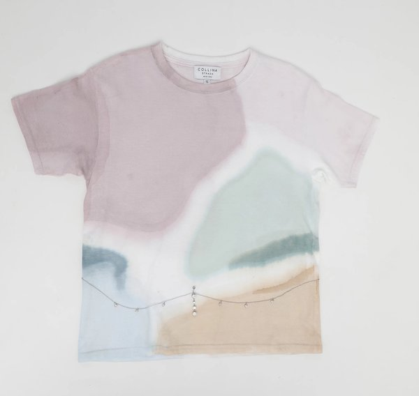 Collina Strada Bellychain Tee - Watercolor