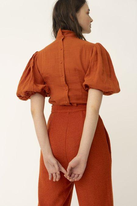 Hannah Kristina Metz Rochester Pant - Orange