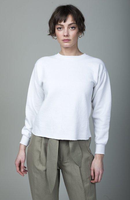 Rachel Comey Adore Sweatshirt - Dirty White