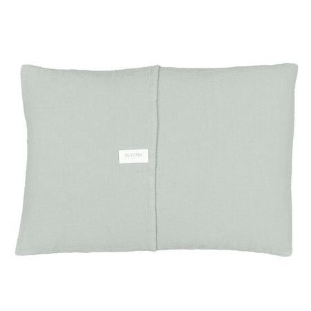 Moumout Paris Autumn Punto Pillow 50cm x 70cm - Almond Green