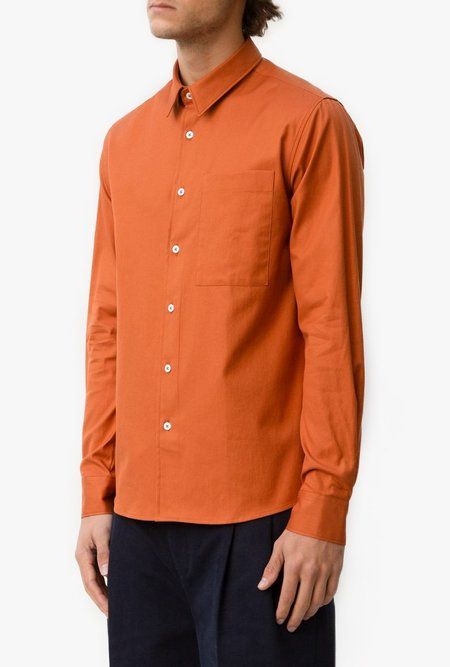 Coltesse Classic Fit Pocket - Rust