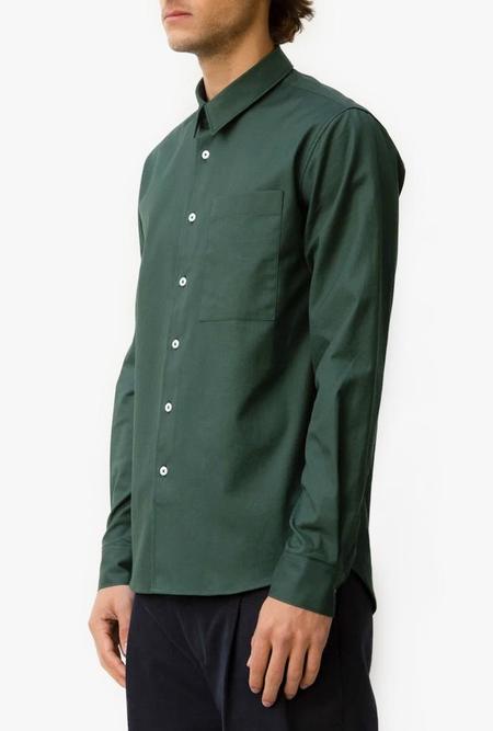 Coltesse Classic Fit Pocket - Dark Green