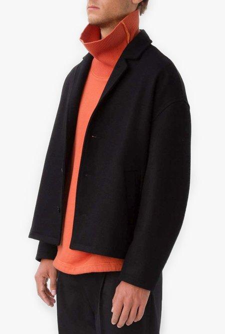 Coltesse Short Coat - black