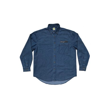 Frog Denim shirt - Blue