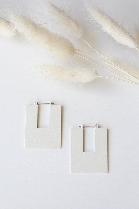 Natalie Joy Anni Hoop Earrings