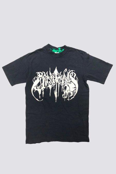 Cute Earth Metal Mariah Carey T-Shirt - black