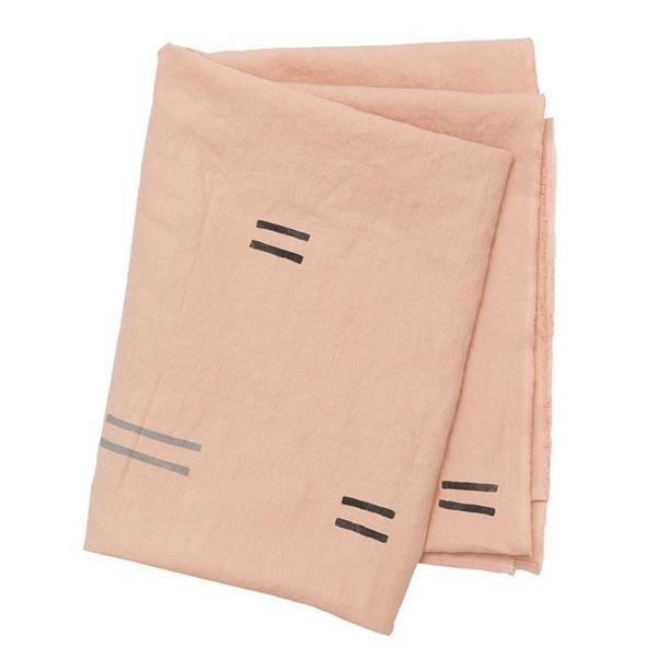 Caroline Z Hurley Yucatan Throw - Pink