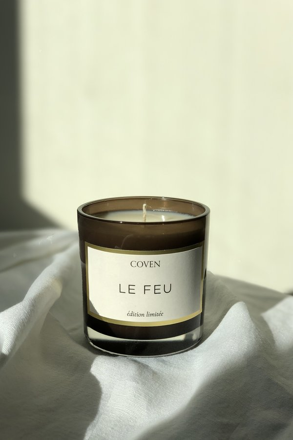Coven Le Feu Limited Edition Holiday Candle