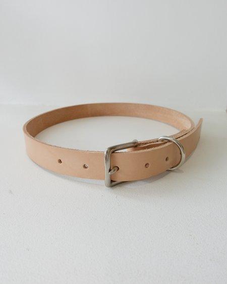 BB Shoemaker Classic Belt - Natural
