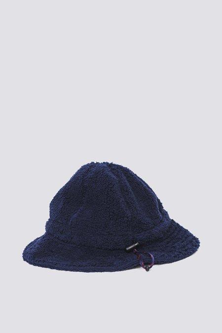 Cableami Boa Fleece Metro Hat - Navy