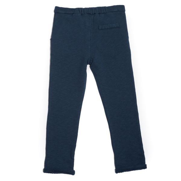 KIDS bonton pants - DARK BLUE