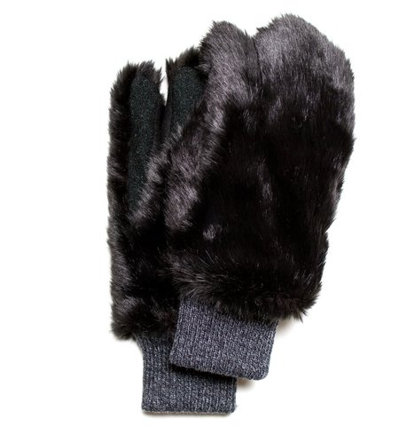 EvolG BEAR Faux Fur Gloves