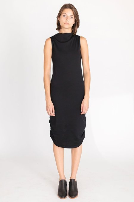 A.Oei Studio Draped Neck Dress
