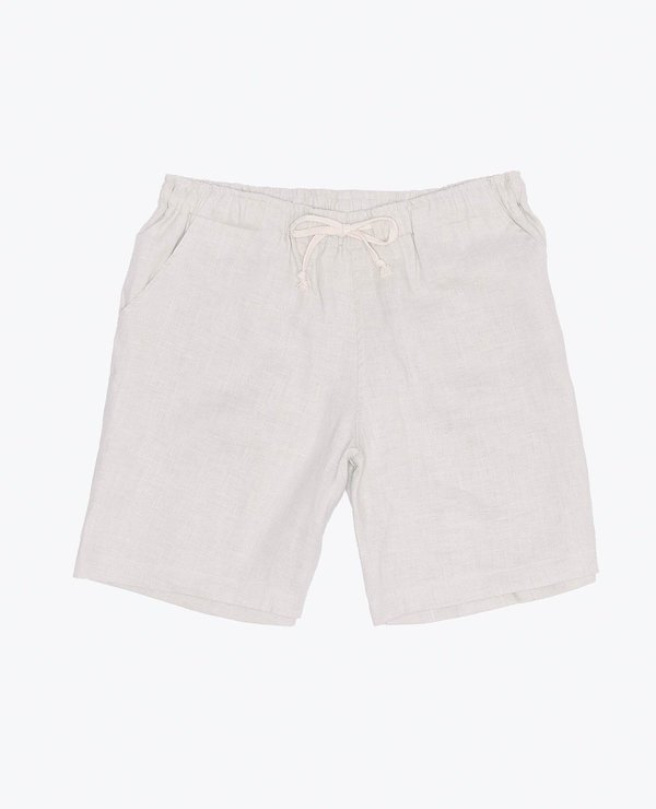 ALEX CRANE Bo Shorts - Bone
