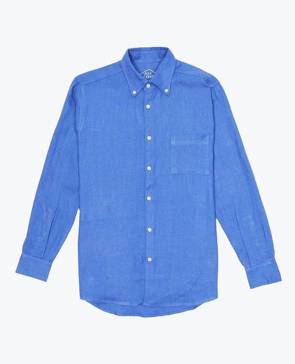 ALEX CRANE Playa Shirt - King Blue