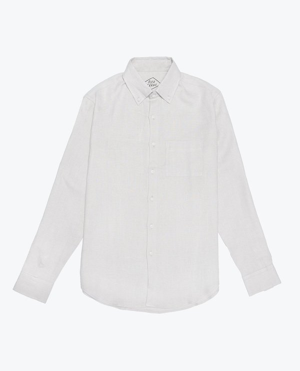 ALEX CRANE Playa Shirt - Bone