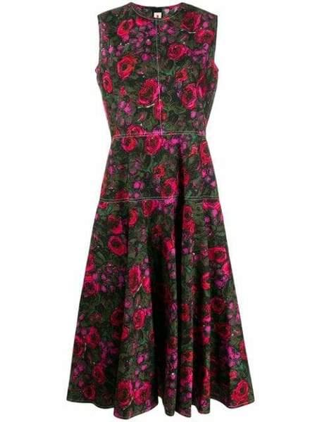 Marni Short Sleeve Starlight Dress - Starlight Pink