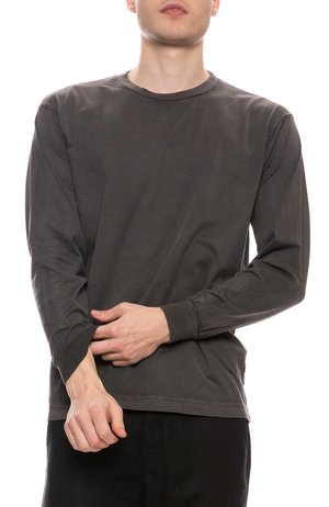 RON HERMAN CALIFORNIA Washed Compact Long Sleeve Tee