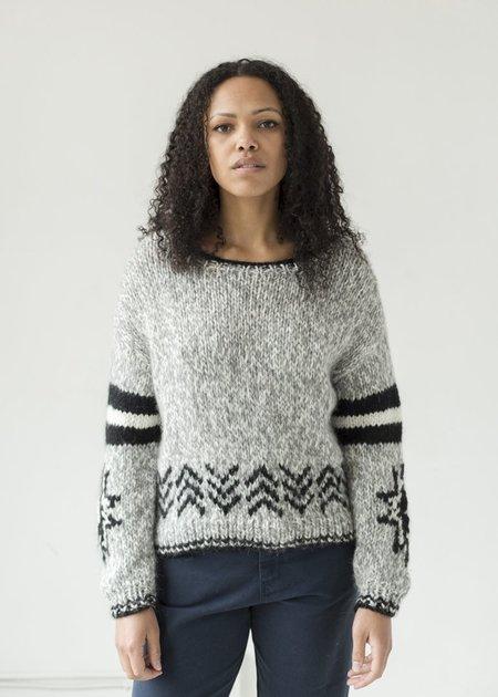 Line Knitwear Mikaela - Flint
