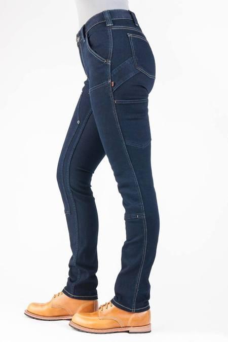Dovetail Maven Slim Work Pant - Power Stretch Denim
