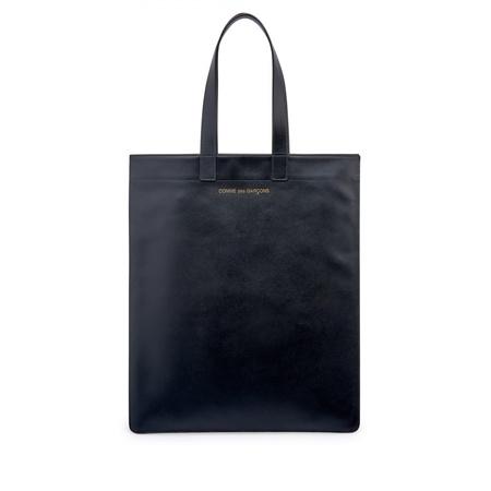Comme des Garçons Classic Leather Tote - Black