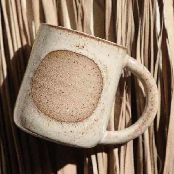 Easy to Breathe Moon Mug - Chai