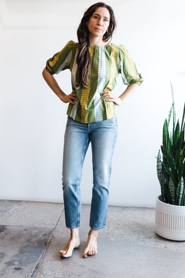Ace & Jig Goldie Blouse