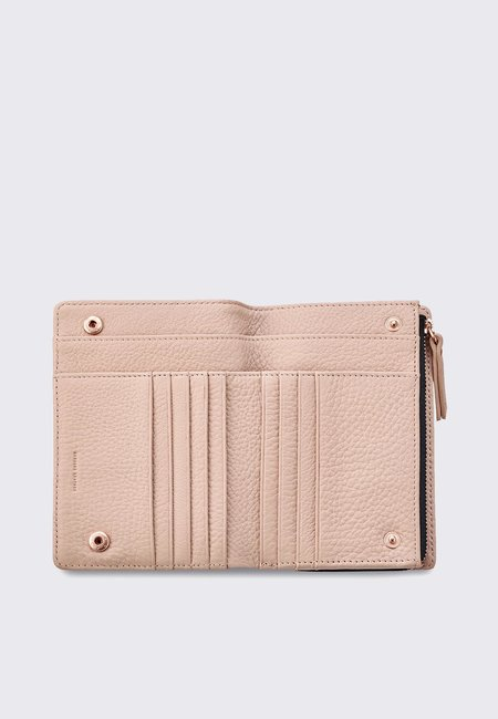 Status Anxiety Insurgency Wallet - dust pink