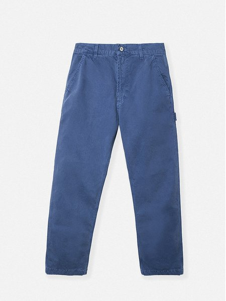 GENERAL ADMISSION Washed Carpenter Pant - Blue