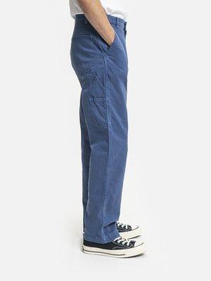 General Admission Washed Carpenter Pant - Blue
