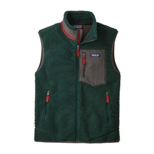 Patagonia Classic Retro-X® Fleece Vest - Piki Green