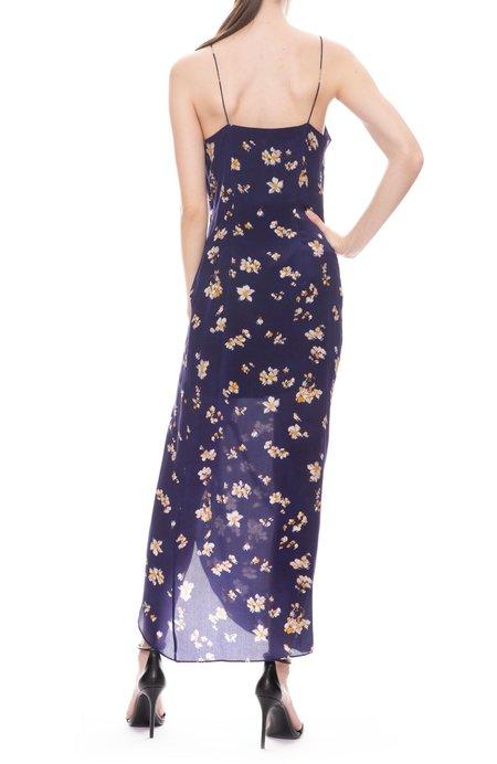 CAROLINE CONSTAS Arabella Gown - NAVY