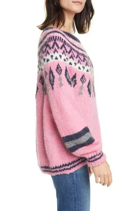Line Knitwear Helga Knit Sweater - Palace