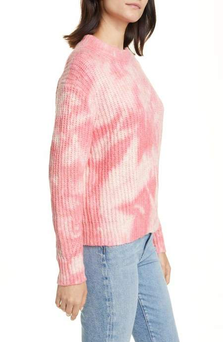 Line Knitwear Mia Knit Sweater - Twilight